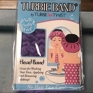 Turbie Band by Turbie Twist. New in package!